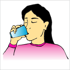 ... ngày cho cơ thể một người lớn là 2 lít nước (bao gồm: nước uống và cả  những thức ăn và thức uống có nước), đặc biệt khi thời tiết nóng bức.