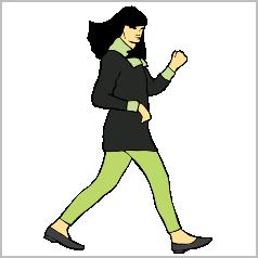 4. Không nên mặc quần áo quá chật (bó sát quá) – Không nên mặc những loại  quần áo chật, đặc biệt là bó sát ở vùng chậu và hông.
